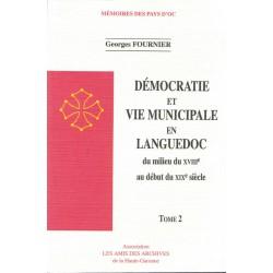 Démocratie et vie...