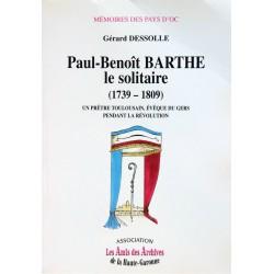 Paul-Benoit Barthe, le...