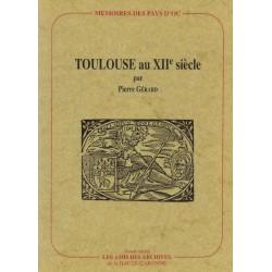 Toulouse au XIIe siècle