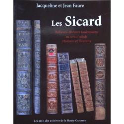 Les Sicard relieurs-doreurs...