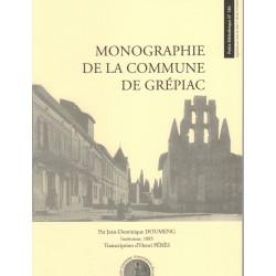 Monographie de la commune...
