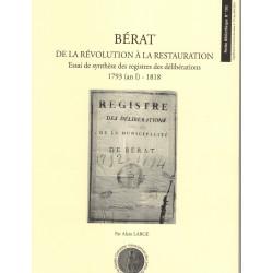 Bérat, de la révolution à...